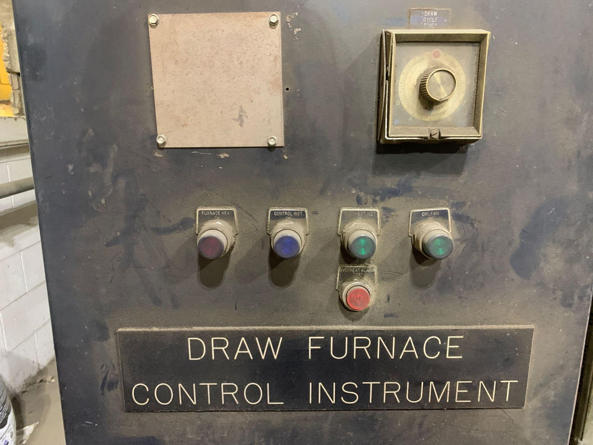 Dow Furnace Co. Electric Draw Furnace Seller States It Will Do At Least 1200 Degrees Model Bxe-24362 - Image 8 of 21