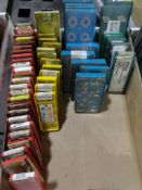(54) Assorted Boxes of Carbide inserts to include:Sandvik Coromant, Mitsubishi, Ingersoll, and othe