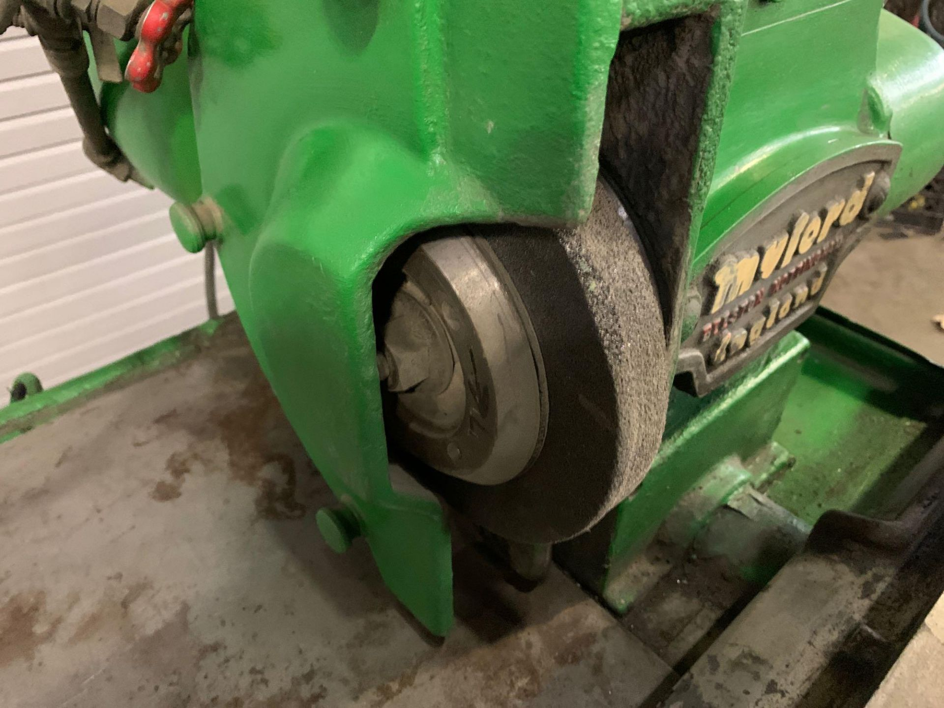"""Myford MG-12 Plain Cylindrical Grinder 5"""" x 12"""" hand feed - Image 6 of 23"""