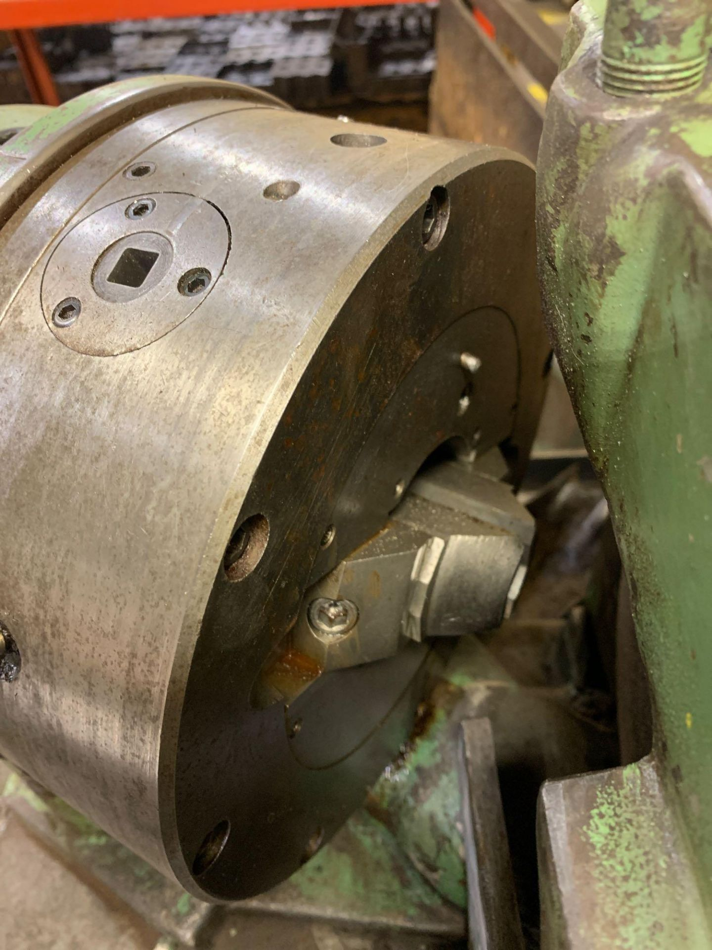 """Oliver Drill Grinder With Air Infeed Model: 600 Serial Number: 66890 Rated Capacity 1/2"""" to 3"""" Will - Image 8 of 12"""
