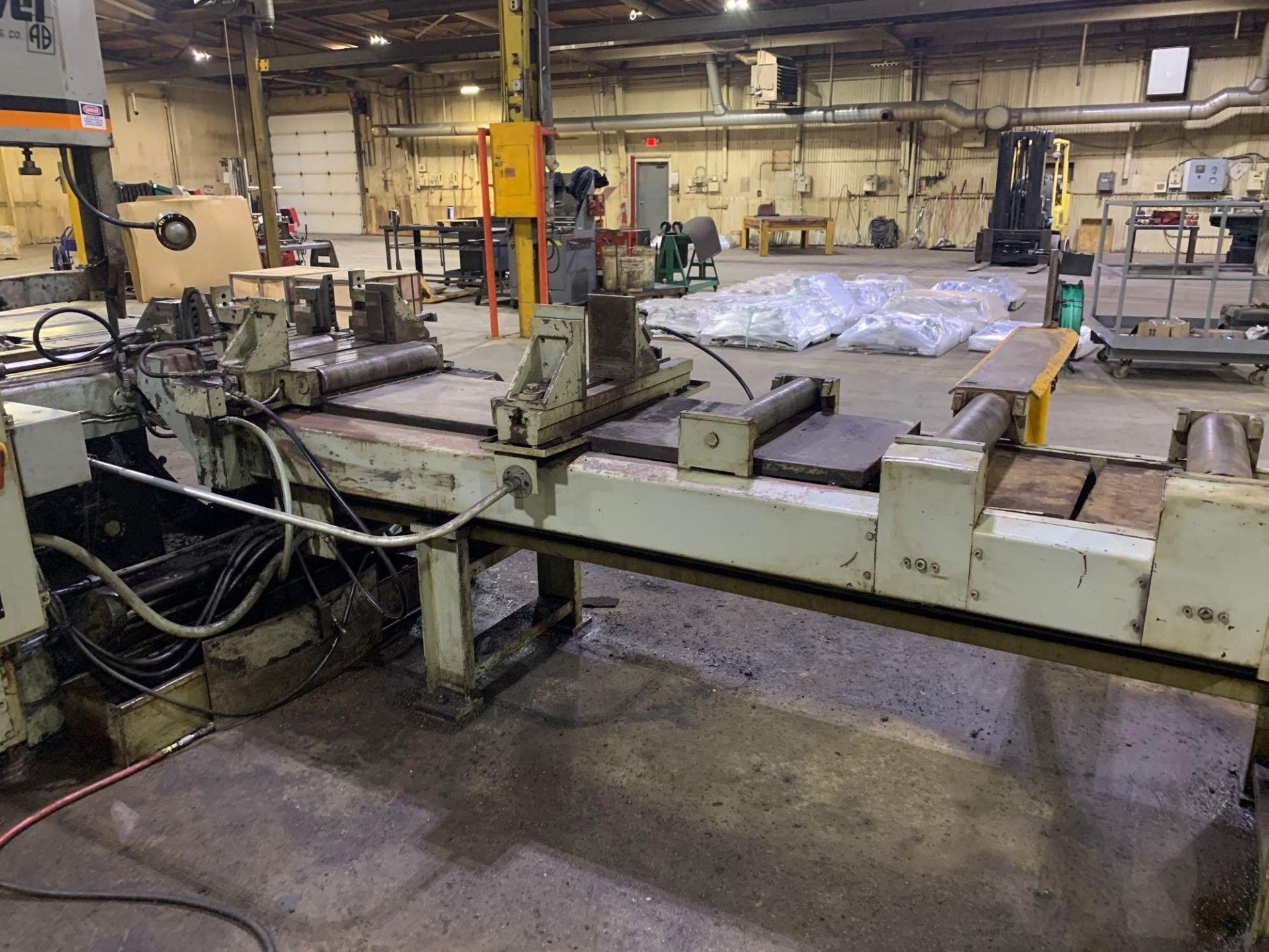 """Marvel Armstrong Blum Automatic Universal Band Saw Model 81A11PC Rated Capacity 18"""" x 20"""" Serial No. - Image 14 of 30"""