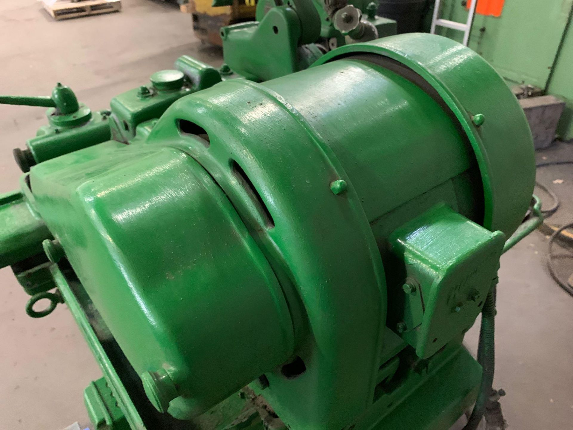 """Myford MG-12 Plain Cylindrical Grinder 5"""" x 12"""" hand feed - Image 21 of 23"""