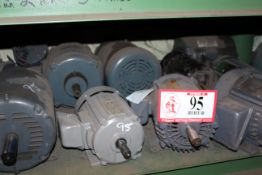 (15) Various Sized Electric Motors & (2) Gear Reducers*Taxable