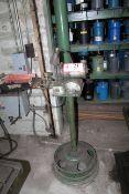 Pedestal Mounted Drill Bit Sharpener