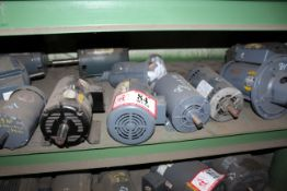 (11) Electric Motors - From 1hp-3hp *Taxable