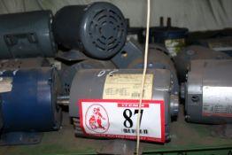 (30) Electric Motors - 1/2hp-3/4hp *Taxable