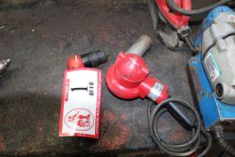 Electric Right Angle Drill, Heat Gun