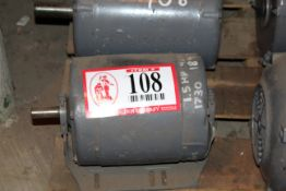 (8) Electric Motors From 1/2hp-5hp *Taxable