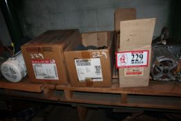 (4) Electric Motors, (2) Pumps & (1) Chain fall Hoist For Parts*Taxable