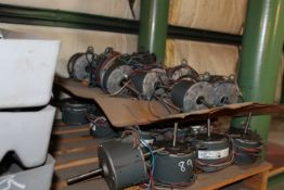 Approx (70) 1/3hp Electric Motors *Taxable