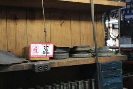 Various Abrasive Wheels, Abrasive Paper, Discs, Etc.