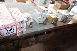 Heavy Duty Brass Check Valves- Various Size *Taxable