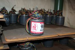 Approx (85) 1/4hp-3/4hp Electric Motors *Taxable