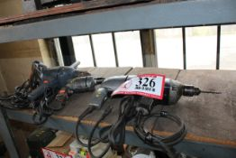 (4) Electric Drills *Taxable