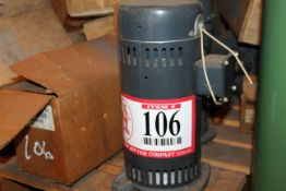 (17) Various Sized Electric Motors *Taxable