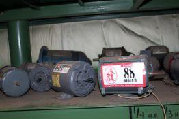 (13) Electric Motors - 1/4hp-1/3hp*Taxable