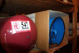 (2) Water Pump Tanks *Taxable