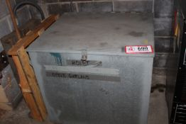 Custom Built Metal Jock Box