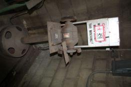 Baldor Bench Grinder Mounted on Pedestal