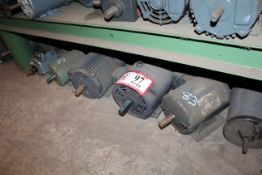 (8) Various Sized Electric Motors *Taxable