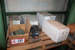 Contents of Pallet-(4) Pool Pumps & (2) Gear Reducers *Taxable