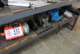 Metro Air Force Air Blower, (2) Pumps, Misc. Parts *Taxable