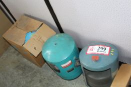 (2) Water System Tanks, (1) Display Tank *Taxable