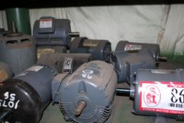 (18) Electric Motors-Various Size From 1hp-1/2hp *Taxable