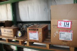 Contents of (2) Pallets- (17) Electric Motors From 1/2hp-3/4hp *Taxable