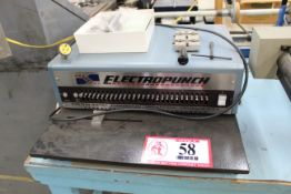 NSC Electro-Punch Paper Punch