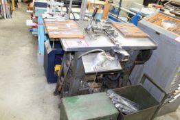 Ludlow Typograph Machine