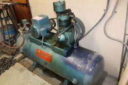 Kellogg American Single Stage Air Compressor