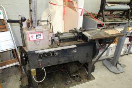 L-Rod Strip Casting Machine by Ludlow Typograph Co.