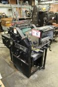 AB Dick Model 9810XCS Single Color Offset Press