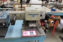 Dura-Mark 250 Thermoplate Press