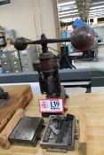 AR King Manufacturing Co. Antique Screw Type Press
