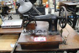 Singer 7-11 Sewing Machine, Single Needle s/n K44LL757