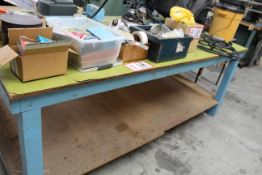 Custom Built 4' x 8' Wooden Table