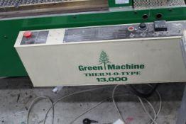 Green Machine Therm-o-Type 13000 UV Dryer