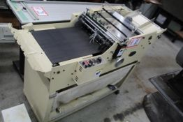 Therm-o-Type Paper Slitter