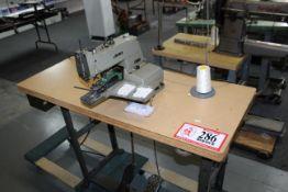 Juki Model MB-372 Button Sewer