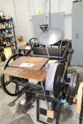 Chandler & Price Co. Offset Press