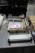 (2) Paper Cutters