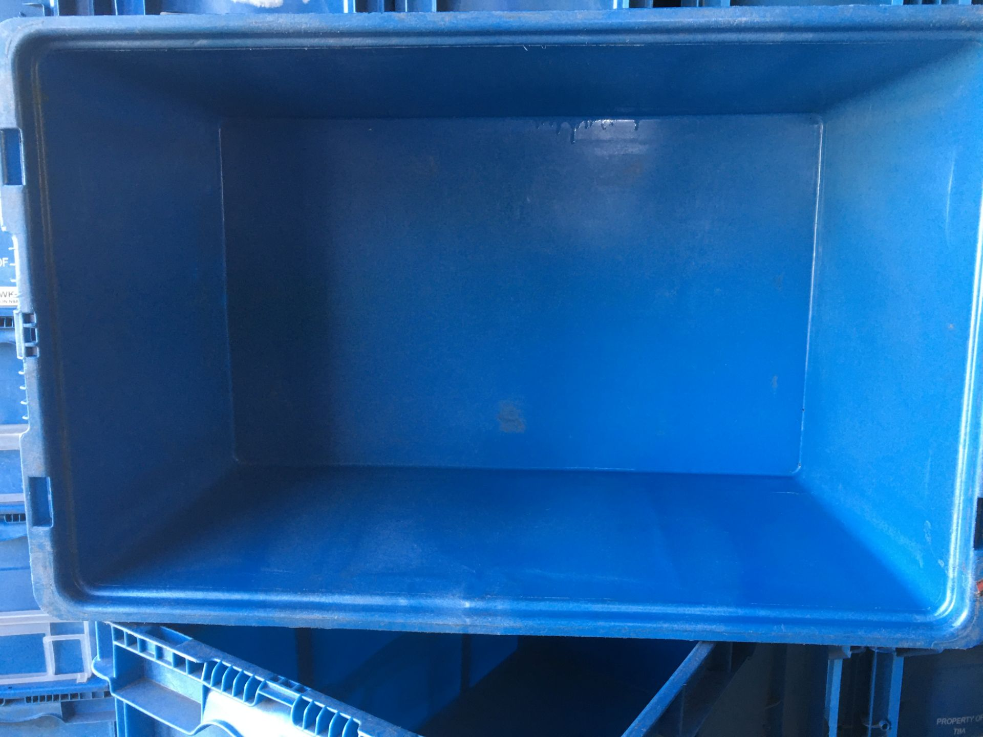 Orbis Plastic Straight Wall Container - Image 5 of 6