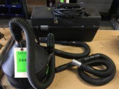 Eltrex Laservac Shark 9000 II Vacuum