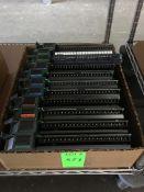 Allen Bradley Input/Output Modules Lot