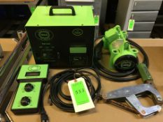 Bonal Pulse Puddle Arc Welding Stress Reliever