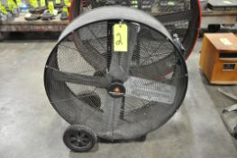"County Line 36"" Portable Drum Fan"