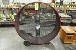 "Rural King Maxx Air 48"" Portable Drum Fan"