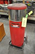 Clarke Model SB9011, Approx. 15-Gallon Capacity Portable Abrasive